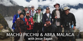 Field Guides group at Machu Picchu